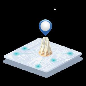 map tile service